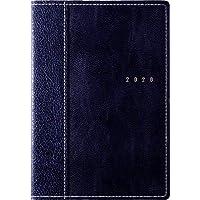 高橋 手帳 2020年 4月始まり B6 ウィークリー シャルム 1 ブルーブラック No.631