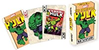 Marvel Comics The Incredible Hulk Playing Card Game by Aquarius [並行輸入品]