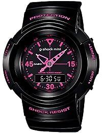 (ジーショックミニ) G-SHOCK mini GMN-500-1B2JR ブラック ピンク