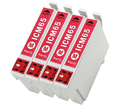 mita 互換インク マゼンタ 4個パック PX-673F / PX-1700F / PX-1600F / PX-1200 / PX-1200C3 / PX-1200C9 / PX-1600FC3 / PX-1600FC9 / PX-1700FC3 / PX-1700FC9 対応 エプソン 用