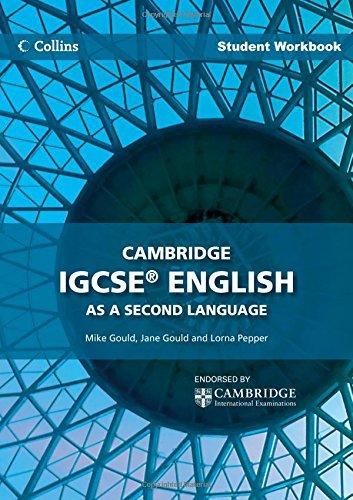 Cambridge IGCSE English as a Second Language Student Workbook (Collins Cambridge IGCSE)
