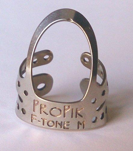 Propik プロ ピック Metal Finger Picks Finger-tone Split Medium