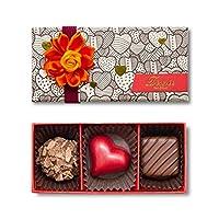 デジレー ベルギーチョコ ショコラ3個入