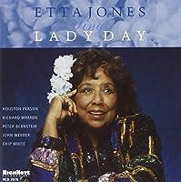 Etta Jones Sings Lady Day by ETTA JONES (2001-10-16)