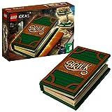 レゴ(LEGO) アイデア 飛び出すしかけ絵本 21315 ブロック おもちゃ
