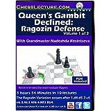 Queen's Gambit Declined - Ragozin Defense - 2 DVDs - Chess Lecture - Volume 148 Chess DVD