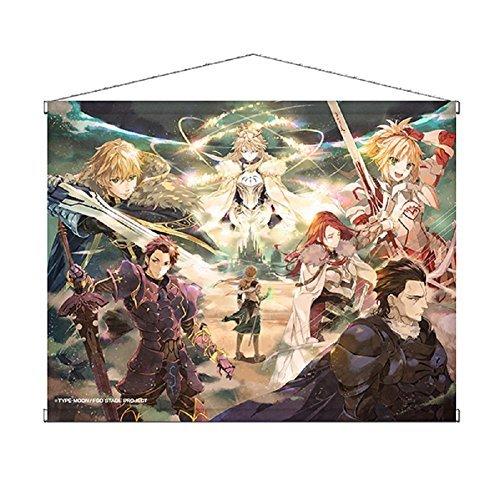 FGO Fate/Grand Order THE STAGE 神聖円卓領域キャメロット B2 タペストリー B