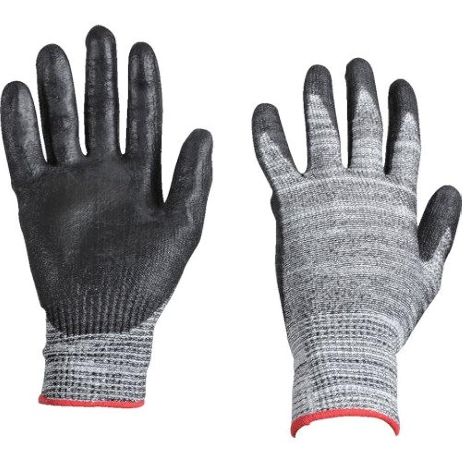 報復する黒計画アンセル 耐切創手袋 エッジ 48-705 グレー Sサイズ 48-705-7