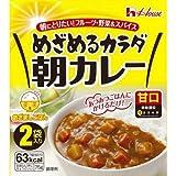 めざめるカラダ朝カレー 甘口 75g×2袋