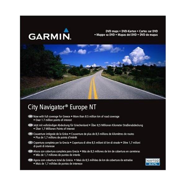 GARMIN MapSource CityNav...の商品画像