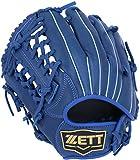 ZETT(ゼット) 少年野球 軟式 グラブ (グローブ) グランドメイト オールラウンド ピッチャー 内野手 外野手 左投用 ブルー(2300) RH BJGB76830