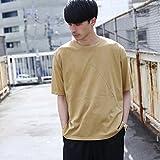 (ティーケー タケオキクチ) tk.TAKEO KIKUCHI ピグメントトライアングルビッグTシャツ 17032134 02(M) ベージュ(052)