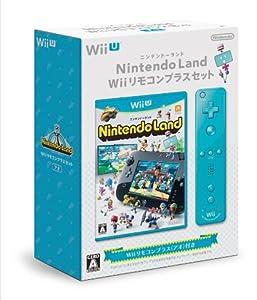 Nintendo Land Wiiリモコンプラスセット (アオ) / 任天堂