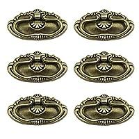 PETSOLA ツマミ 引き出し ハンドル 食器棚 ドア ノブ 実用性 装飾的 ファッションスタイル 家具飾り - ロック