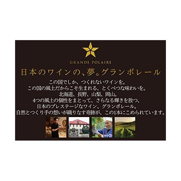 日本ワイン グランポレール エスプリ・ド・ヴァ...の紹介画像6