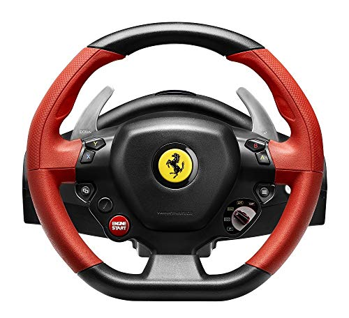 ThrustMaster Ferrari 458 Spider Raching Wheel for Xbox One【正規保証品】 B00IVHQ0KI 1枚目