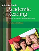 Introduction to Academic Reading Student Book (152 pp)