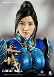 1/6スケール ThreeZero 3Z0048 The Great Wall - Commander Lin リン・メイ司令官