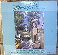 Palm Beach Flower Market 1000ピースパズルby Howard Behrens by不明