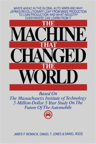 The machine that changed the world the story of lean production the machine that changed the world the story of lean production toyotas secret fandeluxe Gallery