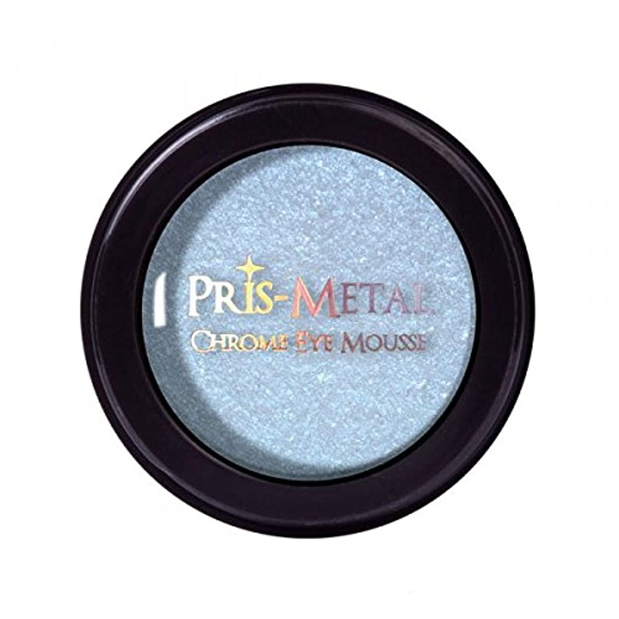 支配的カバー聴覚(3 Pack) J. CAT BEAUTY Pris-Metal Chrome Eye Mousse - Dreamer (並行輸入品)
