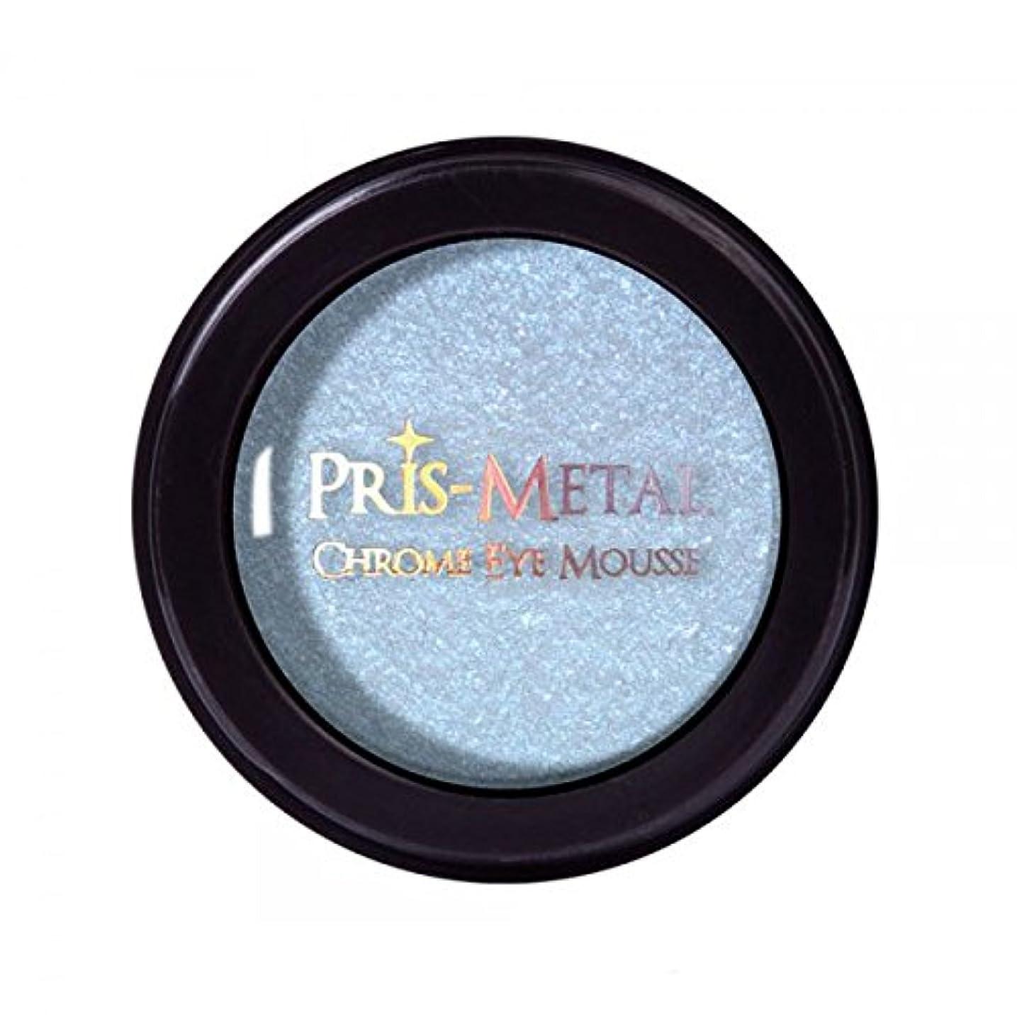 ペット売る姪(3 Pack) J. CAT BEAUTY Pris-Metal Chrome Eye Mousse - Dreamer (並行輸入品)
