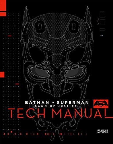 バットマン vs スーパーマン ジャスティスの誕生 Tech Manual (G-NOVELS)