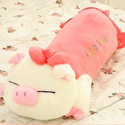 MILEE ブタ ぬいぐるみ 特大 豚 大きいぶた/抱き枕/ふわふわぬいぐるみ 安眠 快眠 プレゼン...