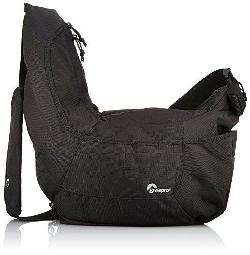 Lowepro ショルダーバッグ パスポート スリング3 6.3L ブラック 366574