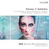 Fantasy 'n' Symmetry by Quartet New Generation (2013-05-03)