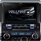 アルパイン(ALPINE) ヴェルファイア30系(トヨタ)専用カーナビ 10型【ブラックキー/ホワイトイルミ】 EX10-VE-B
