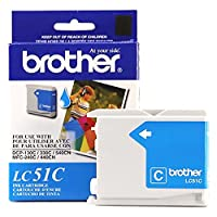 Brother Fax 1960元Cシアンインク標準Yield ( 400Yield )
