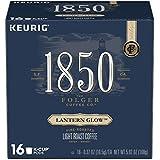 Folgers 1850 Lantern Glow Keurig K-Cups coffee フォルガー 1850ランタングロー ケリッグKカップコーヒー16杯分 [並行輸入品]