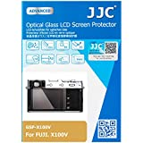 eFonto/JJC Ultra-thin LCD Optical Glass Screen Protector Tempered Film (For Fujifilm, X100V XT4 XE4)