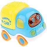 Baoblaze Racing Kids Mini Cars Model Cars Gift Set Vehicle Children Toys - Fire Truck, as described