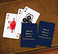 Personalized Playing Cards–3995