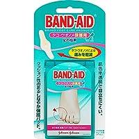 BAND-AID(バンドエイド) タコ・ウオノメ保護用 足の指用 8枚