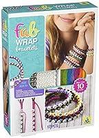 The Orb Factory Fab Wrap Bracelet 【You&Me】 [並行輸入品]