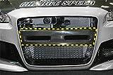 ギャランフォルティス CY3/4/6A CSフロントセンターガーニッシュ チャージスピード社フロントバンパー専用 カーボン製