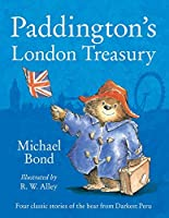 Paddington's London Treasury by Michael Bond(2011-03-01)