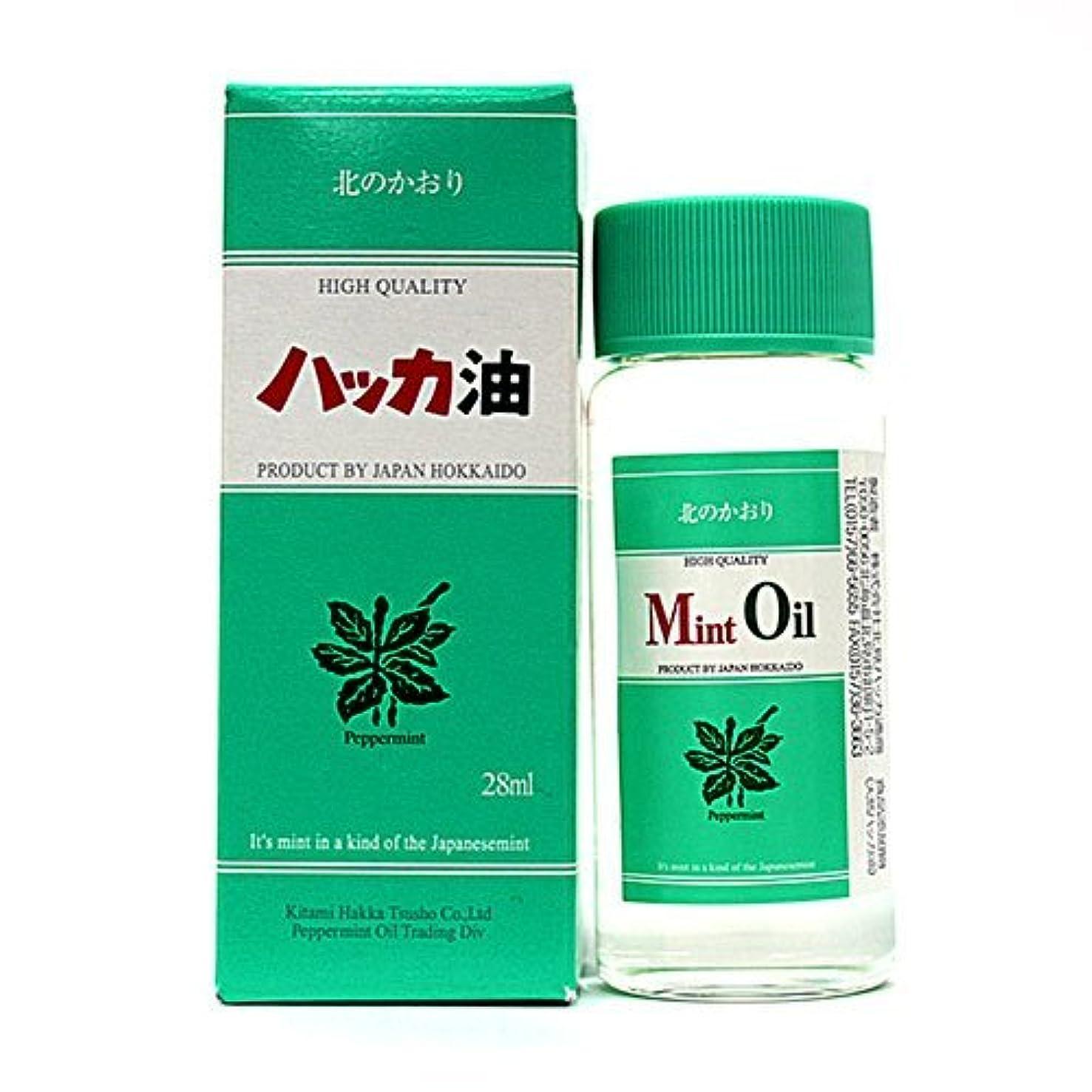 絞るオンスオンスハッカ油 ボトル 28ml