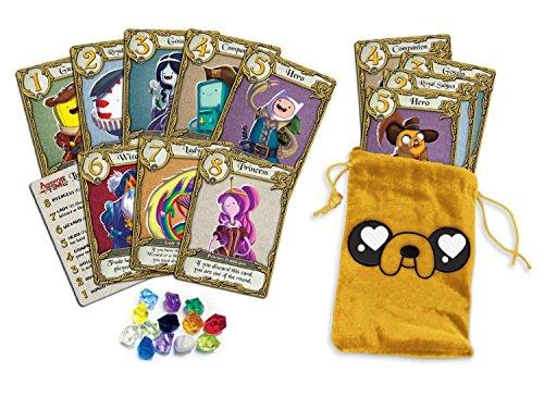 ラブレター アドベンチャータイム (ポーチ) (Love Letter: Adventure Time) (Clamshell Edition) [並行輸入品] カードゲーム