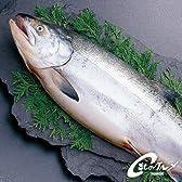 【 海鮮市場 北のグルメ 】秋鮭 筋子入 4.5kg前後 生一本 でお届け  北海道産