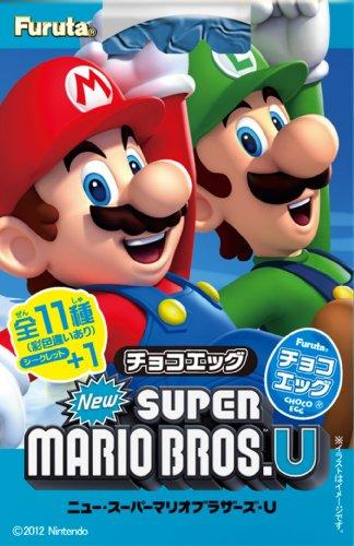 【チョコエッグ】NewスーパーマリオブラザーズU BOX(食玩)