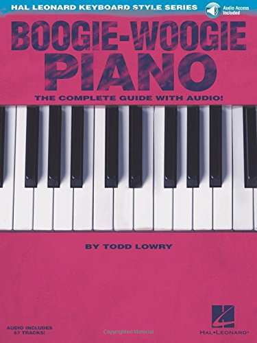 Boogie-Woogie Piano: The Compl...