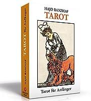 Tarot fuer Anfaenger: Set mit Buch und Karten