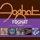 FOGHAT  5CD ORIGINAL ALBUM SERIES BOX SET