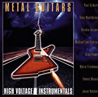 Metal Guitars High Voltage