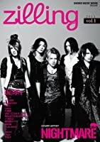 zilling (ジリング) Vol.1 (シンコー・ミュージックMOOK)