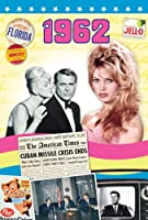 1962 Birthday Gifts - 1962 DVD Film and 1962 Greeting Card